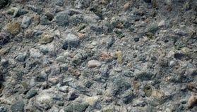 De muur van het cement Royalty-vrije Stock Foto