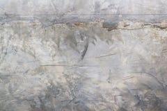 De muur van het cement Royalty-vrije Stock Afbeelding