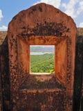 Het Fort van Jaigarh Stock Foto