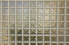 De muur van het glas stock afbeelding