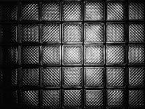 De muur van het glasblok Royalty-vrije Stock Afbeelding