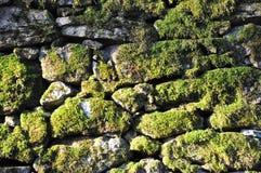 De muur van het graniet Royalty-vrije Stock Afbeeldingen