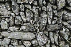 De muur van het graniet Royalty-vrije Stock Fotografie