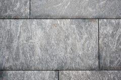 De muur van het huis van graniet stock afbeelding