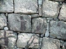 De Muur van het kasteel royalty-vrije stock foto's