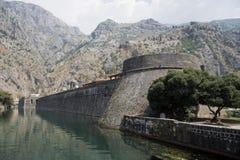 De muur van het kasteel Royalty-vrije Stock Afbeelding
