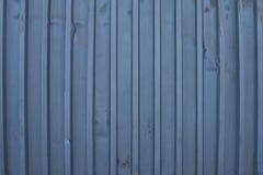 De muur van het metaal Stock Foto