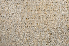 De muur van het mozaïek Stock Afbeelding