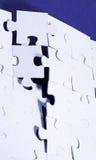 De muur van het raadsel Royalty-vrije Stock Fotografie