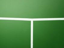 De muur van het tennis Royalty-vrije Stock Afbeeldingen