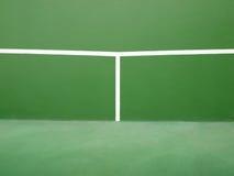 De muur van het tennis Stock Afbeelding