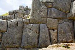 De muur van Inca royalty-vrije stock fotografie