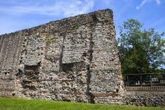 De Muur van Londen Royalty-vrije Stock Foto's