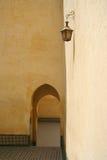 De muur van Medina Royalty-vrije Stock Afbeeldingen