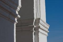 De muur van de oude bouw royalty-vrije stock fotografie