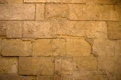 De Muur van vignetten Stock Foto