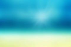 De muurachtergrond of textuur van de korrel blauwe verf Royalty-vrije Stock Foto's