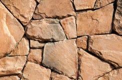 De muurachtergrond van de baksteensteen royalty-vrije stock fotografie