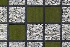 De muurachtergrond van de rots Royalty-vrije Stock Fotografie