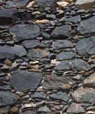 De muurachtergrond van de steen Royalty-vrije Stock Foto's