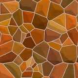 De muurachtergrond van de steen stock illustratie