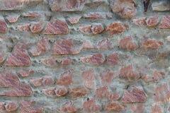 De muurachtergrond van de steen Stock Foto's