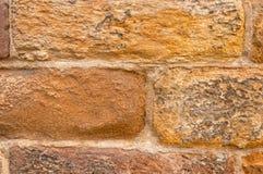 De muurachtergrond van de steen Stock Afbeelding