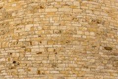 De muurachtergrond van de steen Stock Afbeeldingen