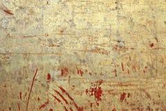 De muurachtergrond van Grunge Stock Foto