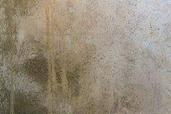 De muurachtergrond van het cementpleister Royalty-vrije Stock Foto's