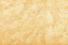 De muurachtergrond van het Grunge bruine geschilderde pleister stock fotografie