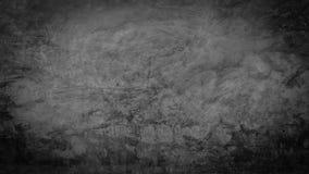 De muurachtergrond van het Grunge korrelige donkere concrete cement Royalty-vrije Stock Foto's