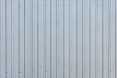 De muurachtergrond van metaalbladen Royalty-vrije Stock Foto's