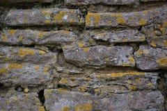 De muurachtergrond van de steen stock foto