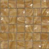 De muuroppervlakte van de tegel stock illustratie