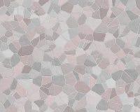 De muurpatroon bleke grijze B van de steen vector illustratie