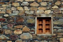 De muurschist van het venster Royalty-vrije Stock Afbeeldingen