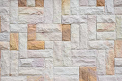 De muurtextuur van de steen Stock Foto