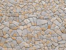 De muurtextuur van de steen stock afbeelding