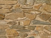 De muurtextuur van de steen Stock Foto's