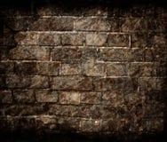 De muurtextuur van Grunge Stock Afbeelding
