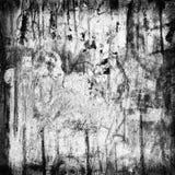 De muurtextuur van Grunge Stock Foto's