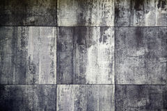 De muurtextuur van het metaal Stock Fotografie