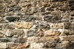 De muurtextuur van de steen Stock Afbeeldingen