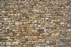 De muurtextuur van de steen Royalty-vrije Stock Foto
