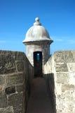 De muurtorentje van het fort   royalty-vrije stock foto's