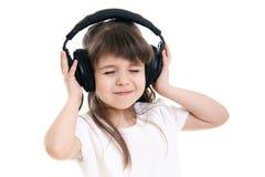 De muziek is mijn leven! Royalty-vrije Stock Foto's