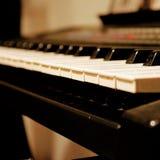De muziek is de universele taal royalty-vrije stock afbeelding