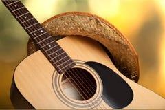 De Muziek van de country muziek stock foto