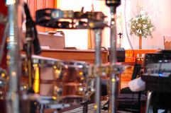 De Muziek van de kerk royalty-vrije stock fotografie